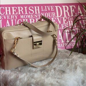 Versace Collection top handle bag